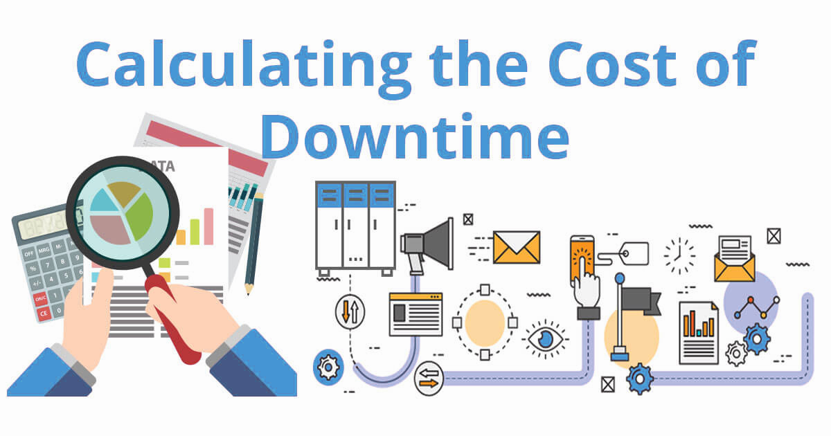 Calculating the Cost of Downtime for Data Centers and Businesses